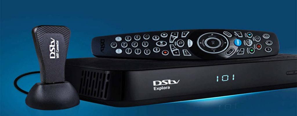 Dstv Installers Midrand connected Explora 2a and Wifi Router