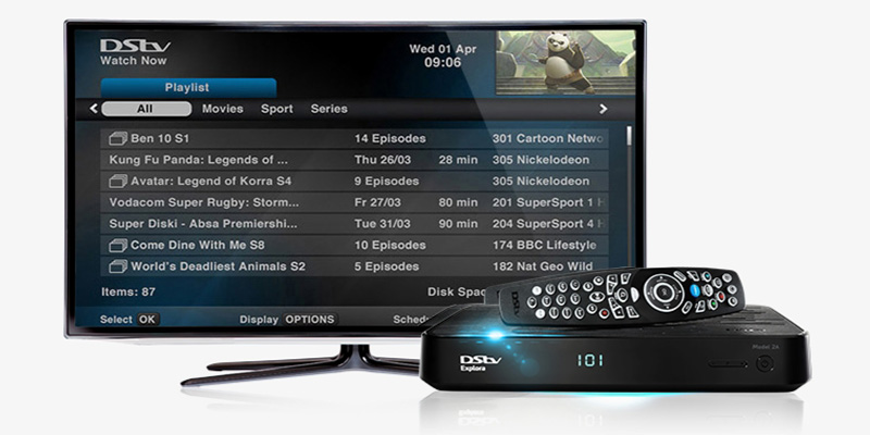 Dstv Installers, Explora Installation